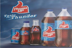 thums up case study